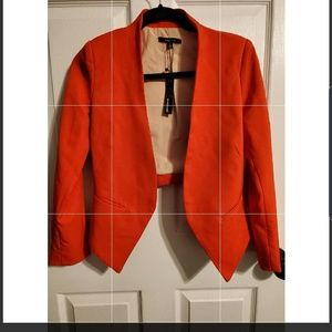 Brand new with tags Evenuel cropped blazer